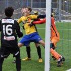 U16: VOŠ Roudnice vs. FK Teplice 0:8