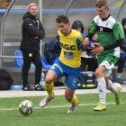 U18: FK Ústí nad Labem vs. FK Teplice 1:3