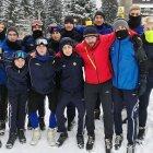 U17: Zimní soustředění v Orlických horách