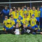 U13: Zlaté medaile z Teekanne Cupu 2019