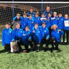 U12: Bronzové medaile z Teekanne Cupu 2019