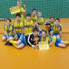 U10: Stříbrné medaile z turnaje v Litvínově