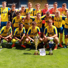 U19: Skláři vyhráli Hrdličkův Memoriál