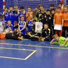 U9: Stříbrné medaile z turnaje v Lovosicích