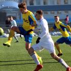 U19: FK Mladá Boleslav vs. FK Teplice 1:5