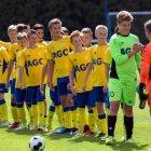 U16: FK Jablonec vs. FK Teplice 1:4