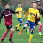 U18: FK Arsenal Č.Lípa vs. FK Teplice 1:5