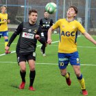 U18: SK Motorlet Praha vs. FK Teplice 2:1
