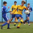 U16: FK Teplice vs. 1.FK Příbram 6:1