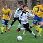U18: VOŠ Roudnice vs. FK Teplice 1:2
