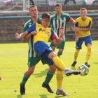 Baráž U19: FK Teplice vs. FK Meteor Praha 2:2