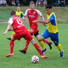 MUŽI B: SV Einheit Kamenz vs. FK Teplice 2:0