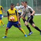 MUŽI B: Ústí nad Orlicí vs. FK Teplice 3:2