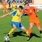 MUŽI B: TJ Sokol Živanice vs. FK Teplice 1:2np