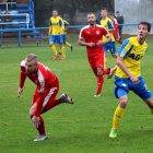 MUŽI B: FK Teplice vs. SK Sokol Brozany 4:1