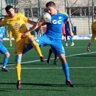 MUŽI B: VfB Auerbach vs. FK Teplice 0:3