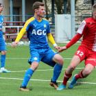 MUŽI B: FC Slavia K.Vary vs. FK Teplice 2:2