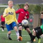 U16: FK Teplice vs. New Yersey CSS U18 - 1:5