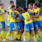 MUŽI B: Slovan Velvary vs. FK Teplice - 2:1np