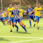 FC Viktoria Plzeň U16 vs. FK Teplice U16 - 3:1