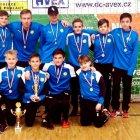 U13: Zlato z halového turnaje v Ústí