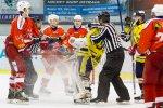 Poruba odmítla postup do finále, Draci po výborném úvodu stěhují sérii na svůj led