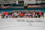 FOTO a VIDEO: Vydařená náborová akce Pojď hrát hokej za Porubu