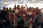 Společná návštěva zápasu MS juniorů v Ostravě