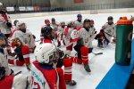 FOTOGALERIE: Mládežníci mají za sebou první přípravné zápasy