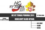 RT TORAX ARENU čeká bitva o Slezsko, duel prvního s posledním ve středu v Ostravě