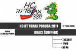 Počtvrté s Draky a počtvrté doma. HC RT TORAX hodlá proti Šumperku prodloužit vítěznou sérii