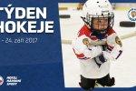 Přijďte v pondělí 18. září do RT TORAX ARENY na akci Týden hokeje