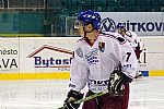 Zápisné k hokeji patří, usmíval se rozjařený Michal Bartošek
