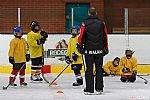 Letní kemp hokejistů 3. a 4. třídy ve fotografiích