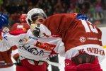 Bitky k play-off patří, nesmíme si nic nechat líbit, zdůrazňuje Jakub Szajter