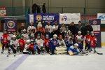 Týden hokeje přilákal nové naděje, porubské trenéry zájem veřejnosti potěšil