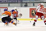 VIDEO: Hokejisté HC RT TORAX Poruba 2011 na úvod play off nezaváhali