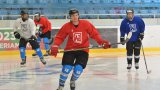 Mládežnické týmy zahájily tréninky na ledě