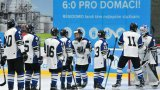 Dorostenci otočili zápas v Brně a vezou si čtyři body