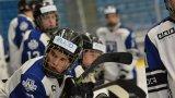 Dorostenci AZetu získali dva body na ledě Mladé Boleslavi