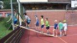 Třeťáci zakončili svou letní přípravu závodem Spartan Race