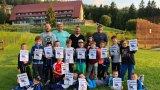 Třeťáci absolvovali soustředění na Horní Bečvě