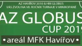 AZ Globus Cup 2019 bude v sobotu 11.5.