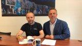 Firma Poda a. s. podepsala novou smlouvu a zůstává zlatým partnerem klubu