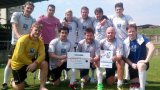 Fotbalový AZ Globus Cup má za sebou další povedený ročník