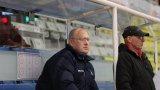 Věřil jsem, že máme sílu a zlomíme zápas na svou stranu, říká trenér juniorů Michal Janeček