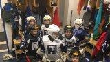 Proběhl hokejový víkend pro malé AZeťáky