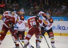 Olomouc v závěru marně dotahovala a v posledním utkání roku podlehla Spartě