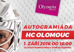Autogrami�da se bl��! Velk� p�edsez�nn� podpisov� akce prob�hne v Olympii