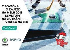 Permanentkáři, soutěžte se ŠKODA AUTO o zájezd na mistrovství světa v Dánsku!